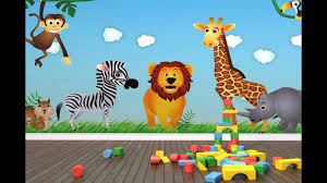 Wallpaper For Kids by Creative Wallpaper For Kids Room Decorating Ideas Youtube