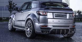 onyx range rover 2015 range rover evoque rogue onyx concept