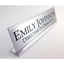 plate table top table top name plate at rs 10 inch name plates id 15822804948