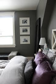 chambre violet blanc deco chambre violet et gris