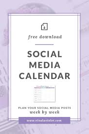 free printable weekly planner template best 25 free printable calendar ideas on pinterest printable use this printable calendar to plan your social media posts week by week and get organized