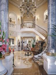 Qatar Interior Design Luxury Villa In Qatar Visualized