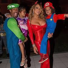moroccan halloween costume mariah carey u0027s halloween party 2016 pictures popsugar celebrity