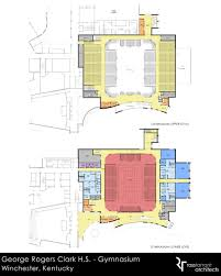 high school floor plans pdf now available online designs for grc s new athletic complex