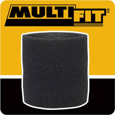 multi fit wet vac filters vf2001 foam sleeve foam filter for wet