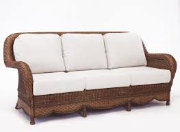 Rattan Settee Exterior Interesting Natural South Sea Rattan For Outdoor Or