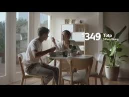 toto 4 seater dining table fantastic furniture tv commercial toto dining set modena bed