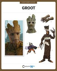 groot costume dress like groot costume and guides