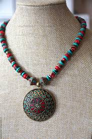 coral fancy and turquoise jewelry oblacoder
