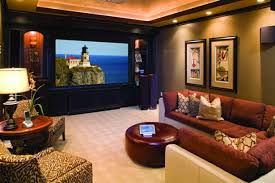 Media Room Seating - living room theater best living room theater movie design