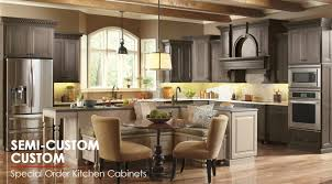 Custom Kitchen Furniture by Decorating Your Interior Home Design With Good Cool Semi Custom