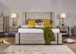 Richmond Bed Frame Richmond Bedroom In Paulownia By Whiteline W Options