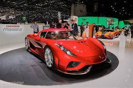 green koenigsegg regera koenigsegg regera arrives in geneva in production specification