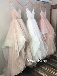 prom and wedding dresses custom made chagne prom dress white prom dress pink prom
