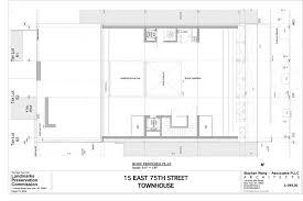 landmarks unreceptive to mega mansion proposed for 11 15 east 75th