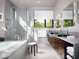 trendy p shape shower bath full bathroom suite in full bathroom on stunning hugh jefferson randolph architect matthews residence jpg rend hgtvcom has