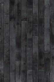 phm 35 burnt wood wallpaper by piet hein eek
