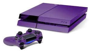 this is how ps4 looks in eight different colours