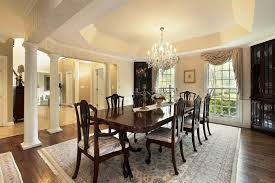 Size Of Chandelier For Dining Room Chandelier Dining Room Lighting Fixtures For Low Ceilings