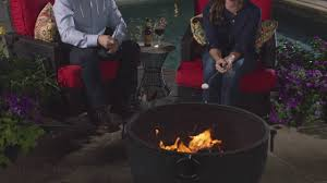 Pleasant Hearth Fire Pit - pleasant hearth ofw316ra athena urn style fire pit youtube