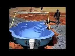 prefabricated pools fiberglass inground swimming pools