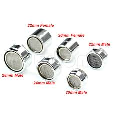 kitchen faucet aerator water saving kitchen faucet tap aerator chrome nozzle
