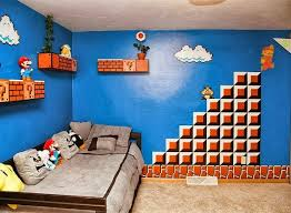 childrens bedroom decor kids bedroom décor themes super mario brothers