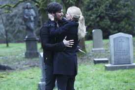 once upon a child halloween costumes are hook and emma getting married on once upon a time popsugar