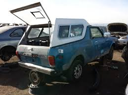 brat subaru lifted junkyard find 1982 subaru brat the truth about cars