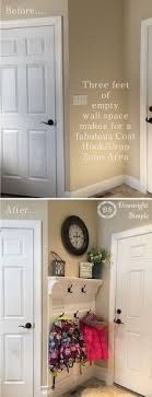 entryway backpack storage mudroom entryway maximizing a small space small house decorating