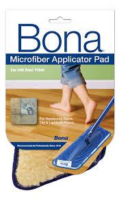 Bona Laminate Floor Polish Bona Microfiber Applicator Pad Beige Pad Product Code Ca101025