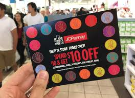 halloween mart coupon free money 10 off 10 coupon giveaway at jcpenney saturday 9