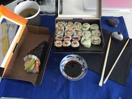 livraison cuisine livraison à domicile picture of sushi shop uccle tripadvisor