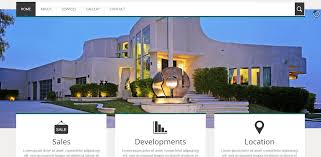 web design agency portfolio real estate website design your