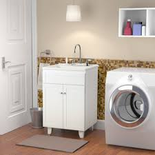 Laundry Room Cabinets With Sinks by Cheap Utility Sink With Cabinet For Laundry Room Attractive