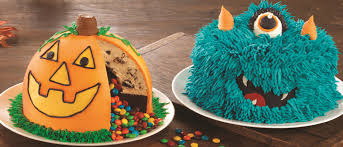 How To Make A Halloween Pumpkin Cake by Baskin Robbins Introduces A Frighteningly Delicious Lineup Of