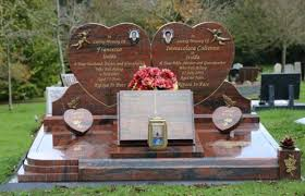 how much is a headstone stonemason tears headstone in grave repossession as family