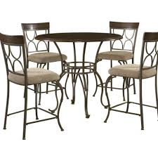 Wrought Iron Kitchen Table Chair Wrought Iron Dining Room Table Inspirations Including