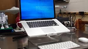 Home Design Essentials For Mac Marvelous Laptop Desk Setup Simple Home Design Inspiration With