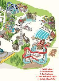 Six Flags Denver Cabanas Elitch Gardens Theme And Water Park