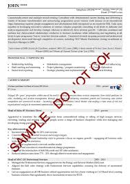 how long should an executive resume be samples of resumes