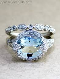 antique aquamarine engagement rings aquamarine ring aquamarines engagement and