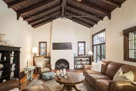 Decorative Armchairs Inspiring Spanish Style Living Room Ideas Red Decorative Armchairs
