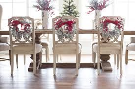 winter white u0026 holiday red two christmas decor themes from