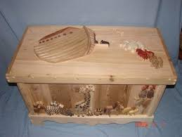Diy Wooden Toy Box Plans by Noahs Ark Toy Box Plans From The Cherry Tree By Steve Renard