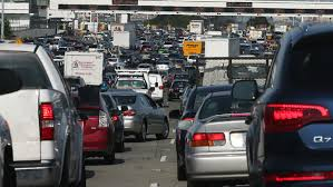 traffic expert be calm when returning from thanksgiving travels