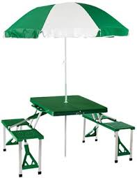 Collapsible Picnic Table Folding Picnic Table With Umbrella Bass Pro Shops