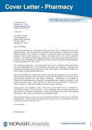 sample cover letter for pharmacist job guamreview com