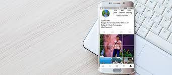 cara membuat instagram grid cara membuat foto grid di instagram yang kekinian terpotong potong