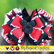 mickey mouse hair bow best minnie mouse hair bow products on wanelo